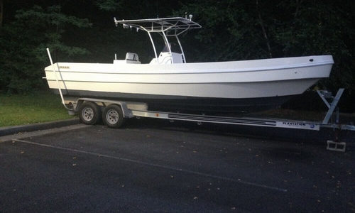 Image of Apex Panga 26 SF for sale in United States of America for $29,950 (£22,660) Fairhope, Alabama, United States of America