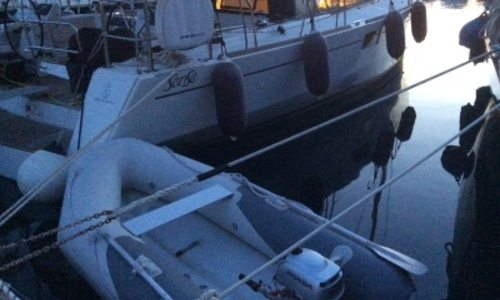 Image of Beneteau Sense 50 for sale in Turkey for €279,000 (£245,629) MARMARIS, Turkey