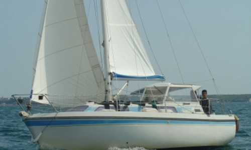 Image of Kirie Fifty 27 for sale in France for €23,000 (£20,147) ARZON, France