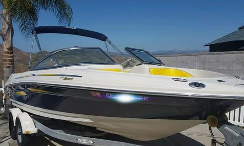 Image of Sea Ray 205 Sport for sale in United States of America for $15,000 (£11,191) El Cajon, California, United States of America