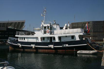 DEMEAD FLEET TENDER Fleet Tender (Ex Royal Navy) for sale in Spain for €389,000 (£345,855)