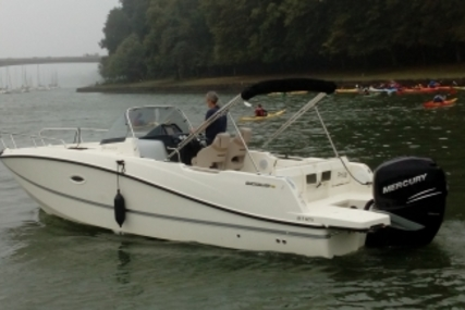 Quicksilver 755 ACTIV SUNDECK for sale in France for €47,000 (£41,470)