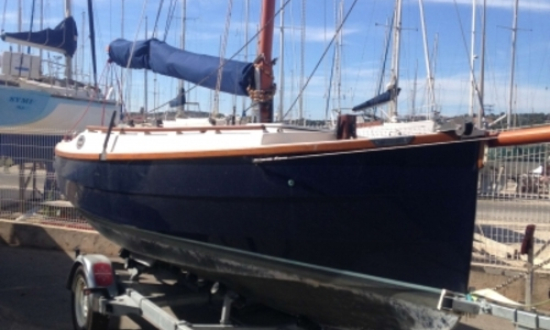 Image of CAPE CUTTER 19 for sale in France for €21,000 (£18,486) France