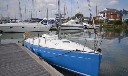 Image of Beneteau First 210 for sale in United Kingdom for £9,995 Southampton, United Kingdom