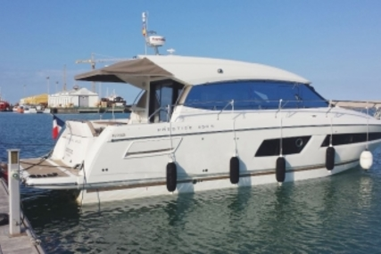 Prestige 450 S for sale in France for €349,000 (£311,577)