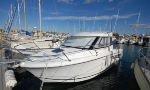 Image of Jeanneau Merry Fisher 755 Marlin for sale in France for €53,500 (£47,239) CANET EN ROUSSILLON, France