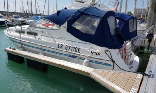 Image of Sealine 270 Senator for sale in France for €23,000 (£20,146) GRANVILLE, France