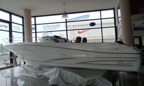 Image of Jeanneau Cap Camarat 7.5 Cc for sale in Cyprus for €42,000 (£36,912) Limassol, , Cyprus