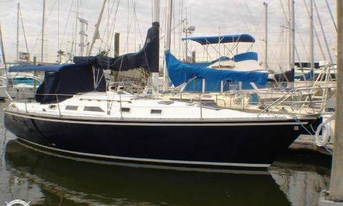 Image of Hunter 34 for sale in United States of America for $21,500 (£15,373) Kemah, Texas, United States of America