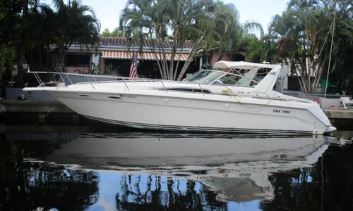 Image of Sea Ray 370 Express Cruiser for sale in United States of America for $20,000 (£15,170) Pompano Beach, Florida, United States of America
