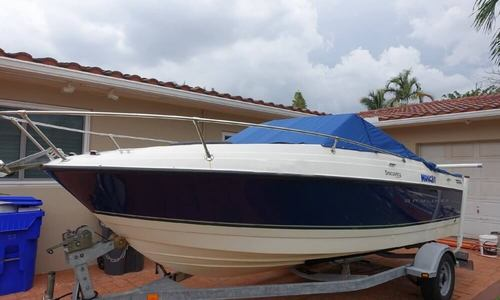 Image of Bayliner Discovery 192 for sale in United States of America for $13,000 (£9,763) Hollywood, Florida, United States of America