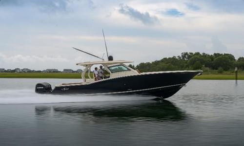 Image of Scout 420 LXF Center Console for sale in United States of America for $845,000 (£608,891) Hampstead, NC, United States of America