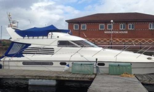 Image of Fairline Squadron 43 for sale in United Kingdom for £134,950 Hartlepool, United Kingdom