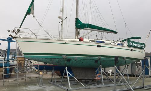 Image of Jeanneau Sun Odyssey 42.2 for sale in United Kingdom for £52,000 Cardiff, Cardiff, , United Kingdom