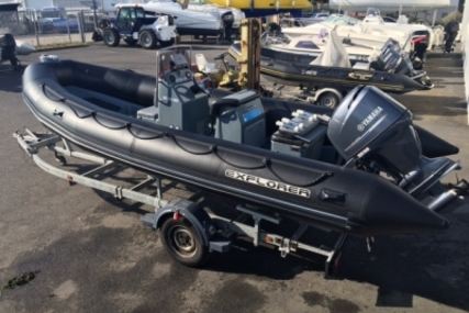 Bombard 600 Explorer for sale in France for €22,490 (£19,828)