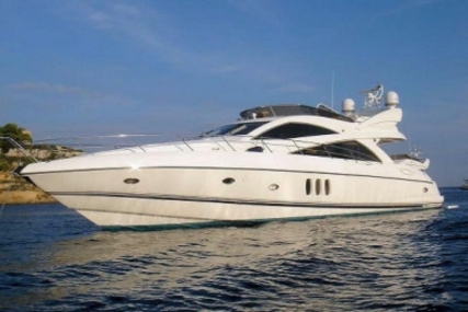 Sunseeker Manhattan 66 for sale in Malta for €950,000 (£838,615)