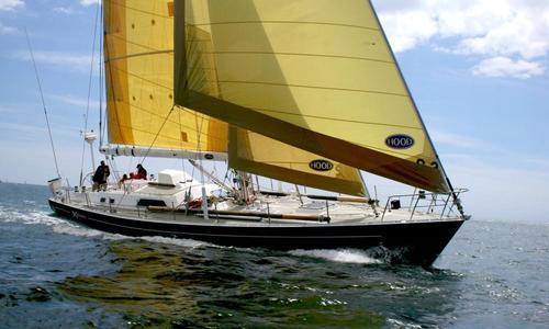 Image of Devonport Yachts Bermudan Cutter Rigged Sloop for sale in Netherlands for €470,000 (£410,742) Scheveningen, , Netherlands
