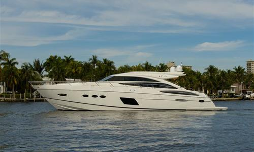 Image of Princess V72 Express for sale in United States of America for $2,599,000 (£1,866,293) Ft. Lauderdale, United States of America