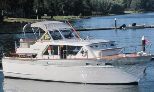 Image of Chris-Craft Conqueror for sale in United States of America for $44,900 (£32,105) Bremerton, WA, United States of America