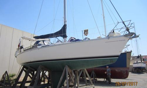 Image of Jeanneau Sunrise 35 for sale in Spain for €25,000 (£22,110) Spain