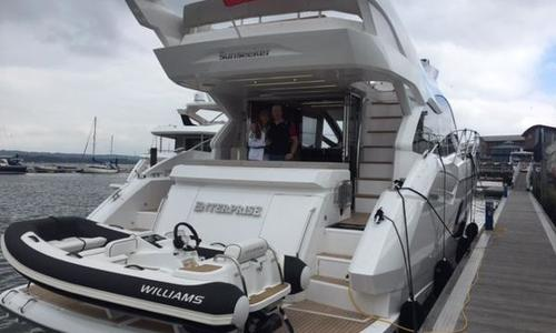 Image of Sunseeker Manhattan 52 for sale in United Kingdom for £970,000 Balloch, United Kingdom