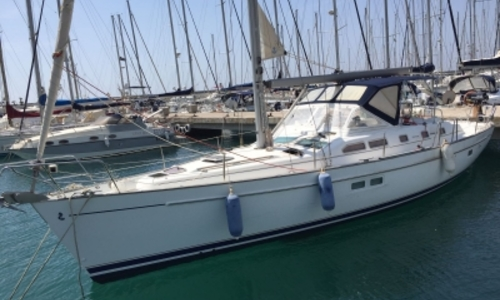 Image of Beneteau Oceanis 42 CC for sale in Italy for €94,000 (£83,190) SANREMO, Italy
