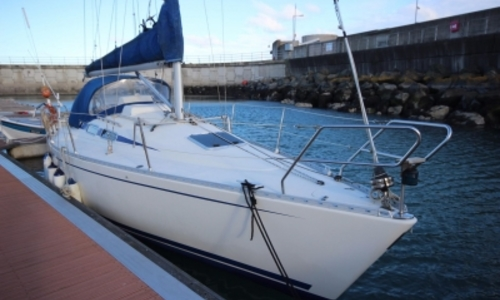 Image of Hanse 292 for sale in Ireland for €24,950 (£22,030) DUN LAOGHAIRE, Ireland