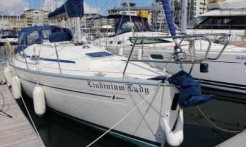 Image of Bavaria 32 for sale in United Kingdom for £39,950 EASTBOURNE, United Kingdom