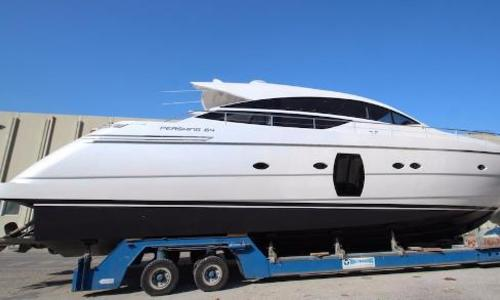 Image of Pershing Express for sale in United States of America for $1,980,000 (£1,416,471) Fano, United States of America