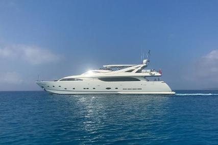 Ferretti 112 for sale in France for €2,850,000 (£2,544,393)