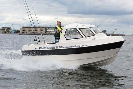 Admiral 560 Tuna for sale in Slovenia for €11,600 (£10,181)