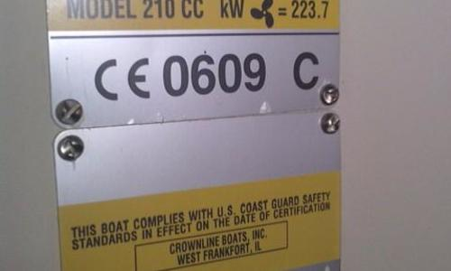 Image of Crownline 210 CCR for sale in  for €18,000 (£15,847) Rijeka, Croatia,
