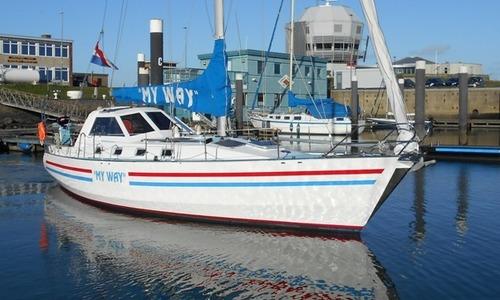 Image of Van De Stadt Caribbean 40 for sale in Netherlands for €59,500 (£52,376) Den Helder, Netherlands