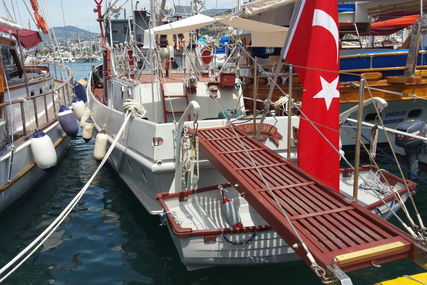 Trawler One Off for sale in Turkey for €145,000 (£129,776)