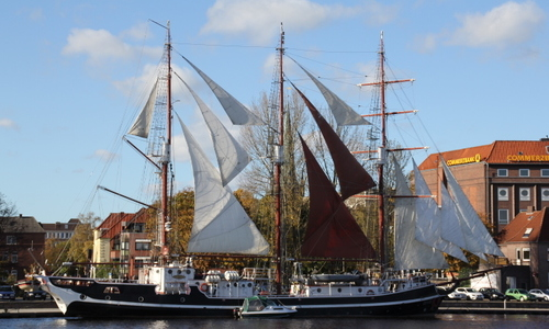 Image of Barkentijn 3-mast for sale in Germany for €425,000 (£380,412) Emden, , Germany