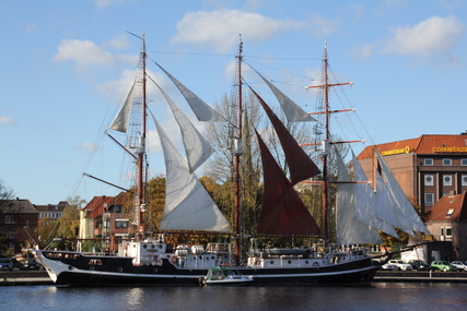 Barkentijn 3-mast for sale in Germany for €425,000 (£373,886)