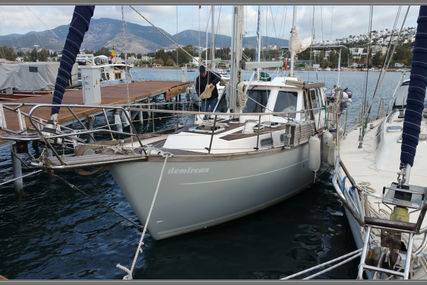 Nauticat 38 for sale in Turkey for €185,000 (£163,626)
