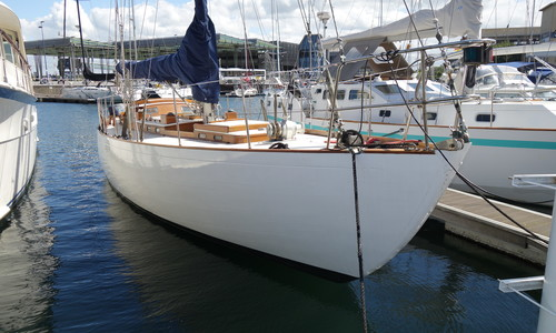 Image of Ramrod - Arthur Robb 45 for sale in Belgium for €125,000 (£110,370) Belgium