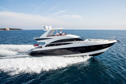 Princess 64 - with Hard Top & Seakeeper Gyro for sale in France for £1,150,000