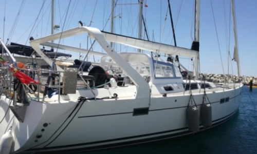 Image of Hanse 540E for sale in Portugal for €250,000 (£222,586) Portugal
