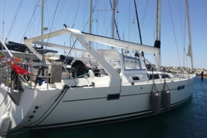 Hanse 540E for sale in Portugal for €250,000 (£220,098)
