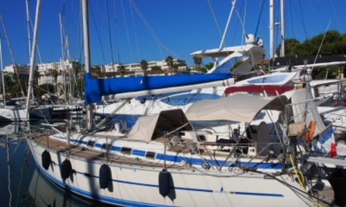 Image of Bavaria 390 Carabic for sale in France for €70,000 (£61,294) ANTIBES, France