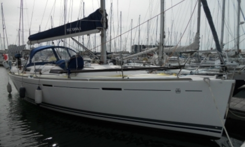 Image of Dufour 365 Grand Large for sale in France for €84,000 (£74,296) CHERBOURG, France