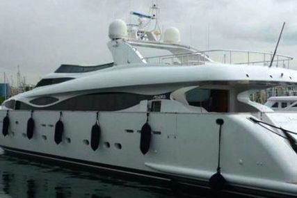 Maiora 38 for sale in Greece for €3,900,000 (£3,458,919)