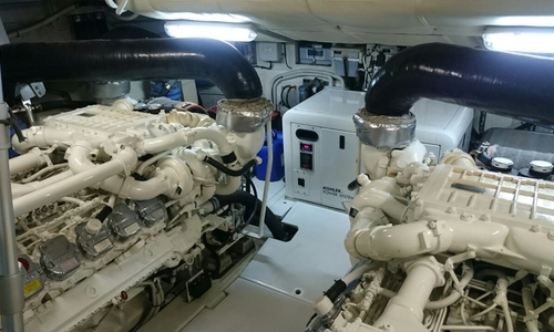 Image of Pershing 62 for sale in Greece for €780,000 (£697,057) Attica, Athens, Greece