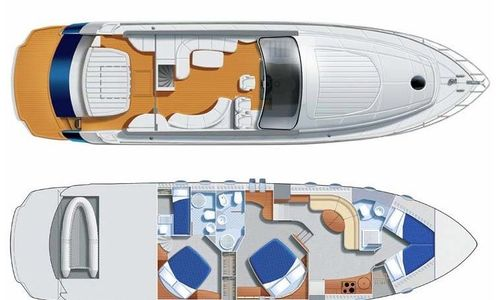 Image of Pershing 62 for sale in Greece for €950,000 (£838,223) Attica, Athens, Greece