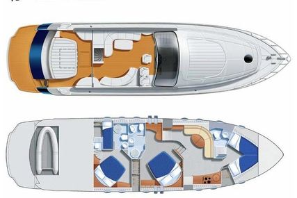 Pershing 62 for sale in Greece for €950,000 (£836,732)