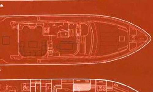 Image of Ferretti 68 for sale in Greece for €545,000 (£486,199) Attica, Athens, Greece