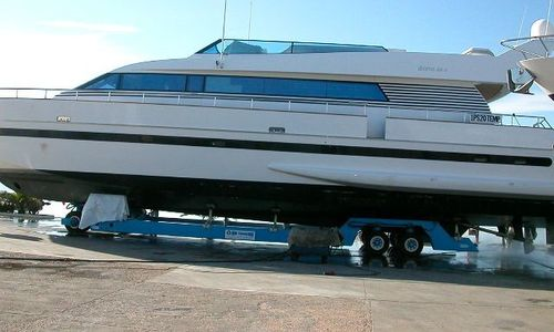 Image of Cantieri Diano 26 for sale in Greece for €550,000 (£484,424) Attica, Athens, Greece