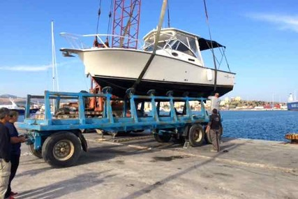 Albemarle 28 Express Sport Fisherman for sale in Greece for €77,000 (£68,667)